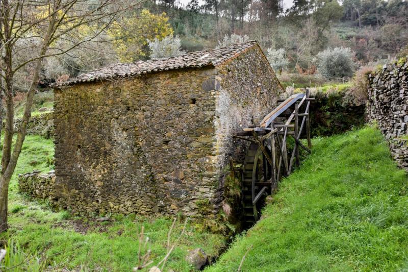 Souto da Casa's water mill, Fundão, Portugal. Copyright © Pedro Mendonça, 2016