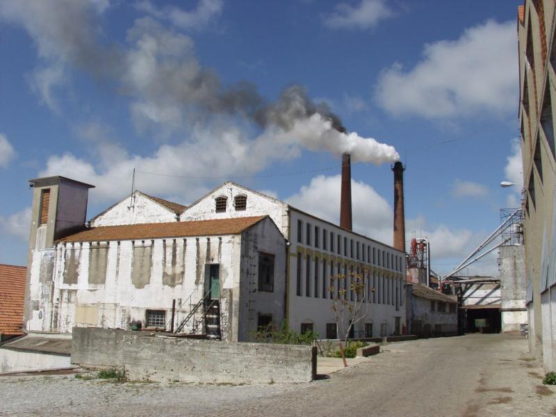 Robinson Factory (1840-2009), Portalegre, Portugal. Photografy of Raúl Ladeira, © 2008. All rights r